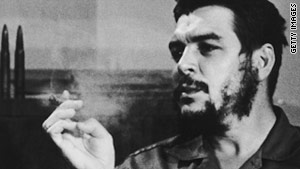 "Ernesto ""Che"" Guevara joined Castro and his band of revolutionaries in the 1950s."
