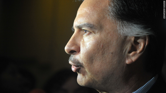 Former Guatemalan President Alfonso Portillo is accused of laundering $70 million through U.S. banks.