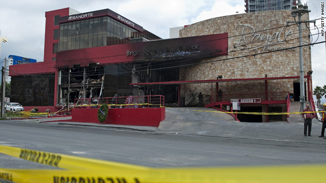 An attack at the Casino Royale left at least 52 people dead.