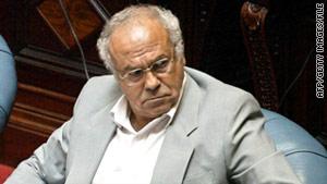 Uruguayan Defense Minister Eleuterio Fernandez Huidobro is investigating an alleged assault in Haiti.
