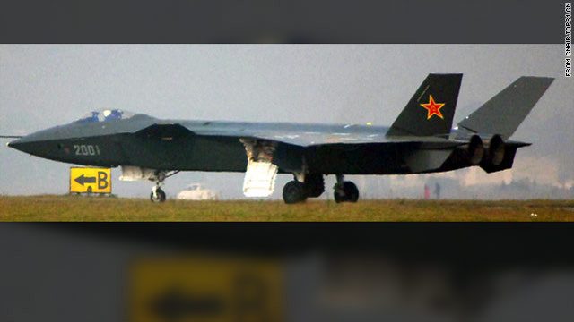 The new Chinese stealth fighter jet, known as the J-20, isn't expected to be operational until at least 2017.