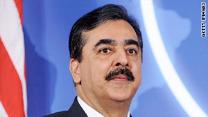 Yousaf Raza Gilani said Monday that his government will not amend Pakistan's controversial blasphemy laws.
