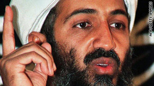 An audio tape purportedly from Osama bin Laden, shown in an undated photo, warned France to pull out of Afghanistan.