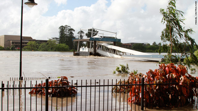 Recent floods have devastated crops, tourism, retail and manufacturing and disrupted major urban areas like Brisbane.