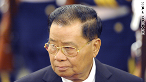 Analysts believe Than Shwe will remain the supreme military commander and thus, essentially in charge of the country.