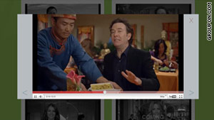 A TV ad by Groupon with actor Timothy Hutton was intended to generate support for the Tibet Fund.