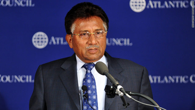 Former Pakistan President Pervez Musharraf is currently living in self-imposed exile in London.