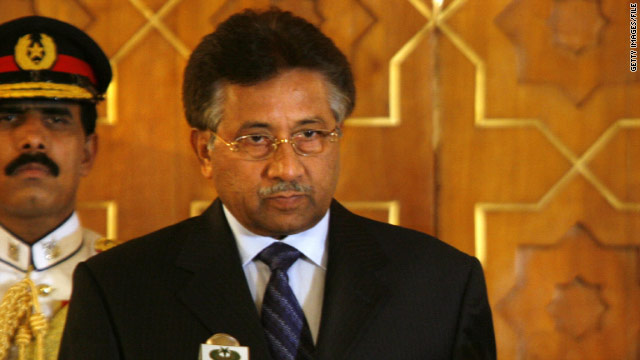 Former Pakistani President Pervez Musharraf has been living in exile in London but is considering a political comeback.