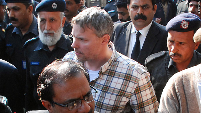 Accused CIA contractor appears in Pakistan court