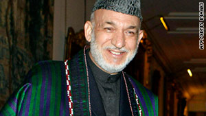 Afghan President Hamid Karzai says condemning civilian deaths does not  ease his citizen's pain, his office says.