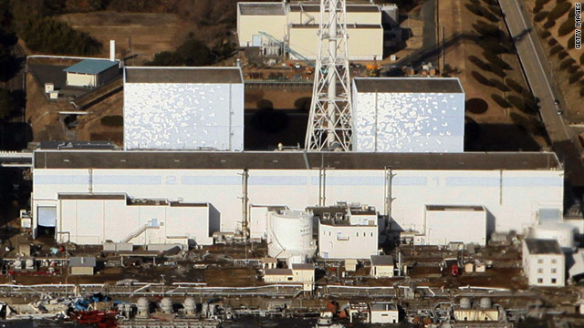 The Fukushima nuclear power plant was one of the power plants at risk after the earthquake on Friday.
