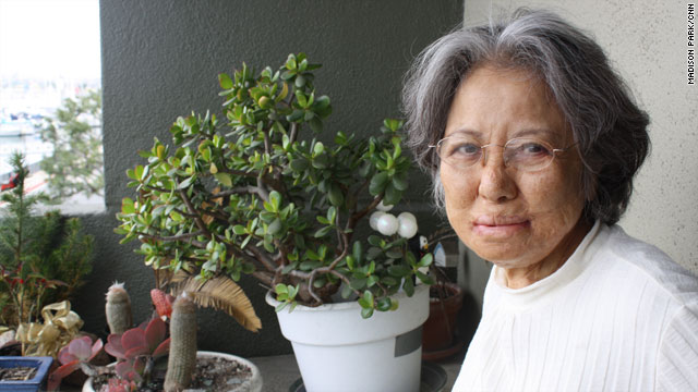 Hiroshima survivor Shigeko Sasamori, 78, wonders if the current nuclear crisis will plague a new generation of Japanese.