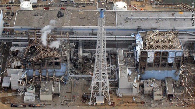 Damage to the Fukushima Daiichi nuclear plant has spread radioactive contamination across the plant's surrounding areas.
