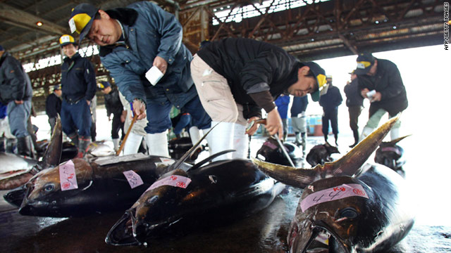Japanese fishermen rage against nuclear plant owner