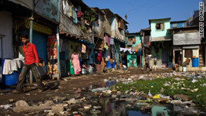 A makeover for 'Asia's largest' slum?
