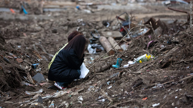 Some experts believe the disaster's psychological scars on the Japanese people will linger longer than the current crises.