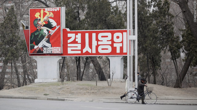 Tensions between North Korea and the West have spiked in recent years due to concerns over Pyongyang's nuclear program.