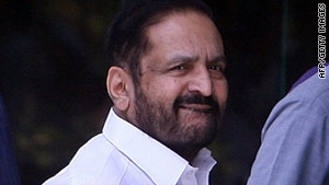 Suresh Kalmadi was held for allegedly buying a time, scoring and result system from a Swiss company at inflated costs.
