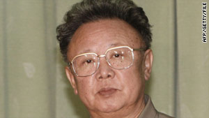 """Kimg Jong Il (shown in 2007) said he would meet unconditionally with South Korea to discuss """"any subject."""""""