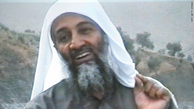 Overheard on CNN.com: The death of bin Laden