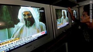 News of Osama bin Laden's death at the hands of the U.S. has sparked fears of retaliation attacks.