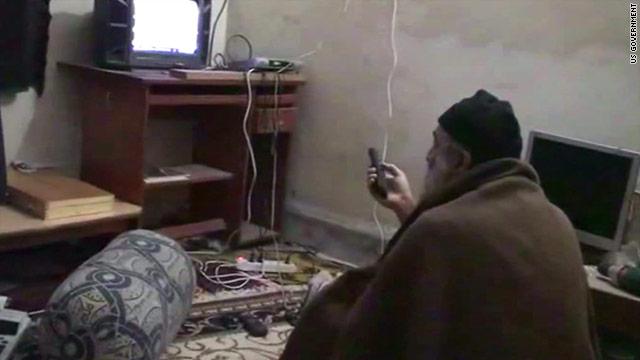 Official on bin Laden ...