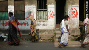 West Bengal's communists built up a political dynasty in India, says CNN's Moni Basu.