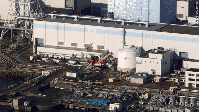 Japanese authorities say there is a high possibility that fuel rods in Reactor No. 1 at Fukushima Daiichi have melted.