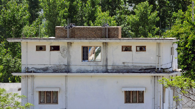 Bin Laden's compound is undergoing intense analysis, and U.S. officials say he enjoyed a support network in Pakistan.