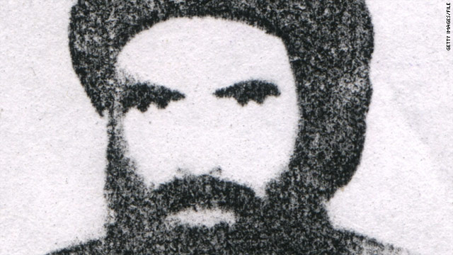 Mullah Omar, the top leader of the Afghan Taliban, is shown in this undated photo sometime before October 2001.