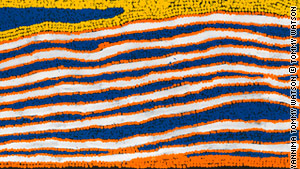 Aboriginal artists ignore spotty art market