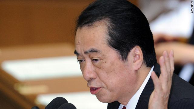 El primer ministro de Japón sobrevive a una moción de censura
