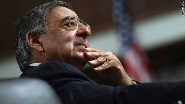 CIA Director Leon Panetta has been nominated by U.S. President Barack Obama to be the next defense secretary.