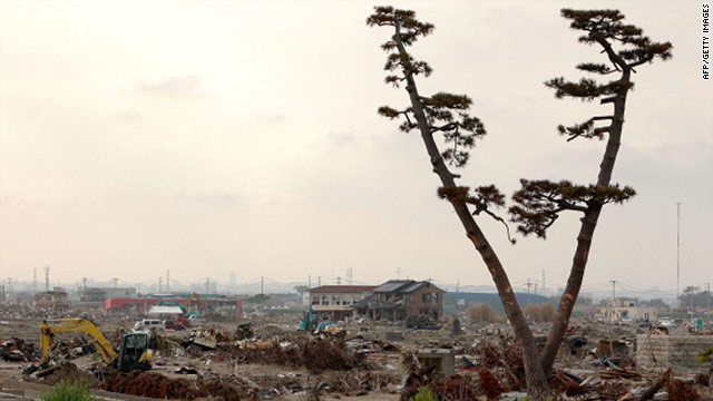 Japan's tsunami and earthquake recovery efforts have been hampered by a nuclear crisis.