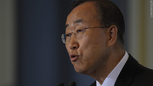 U.N. Secretary-General Ban Ki-moon is expected to be easily approved for a second term.