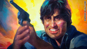 Bollywood poster painters face extinction 