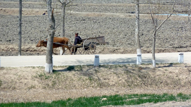 The European Commission said it found evidence of North Koreans eating grass due to the severity of food shortages.