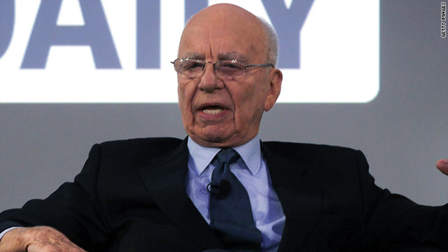 Rupert Murdoch's vast media organization encompasses a host of newspapers and broadcasters across the globe.