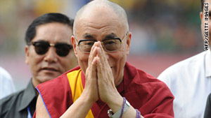 The Dalai Lama is also known by the name Tenzin Gyatso.