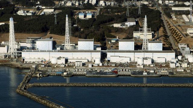 Un tifón amenaza el reactor dañado de la central de Fukushima