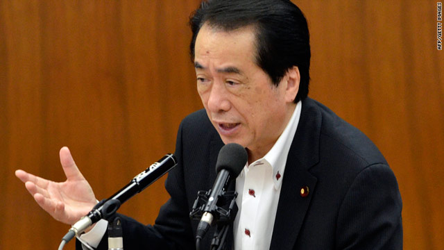 Naoto Kan's popularity plummeted in the wake of the devastating March 11 earthquake and tsunami.
