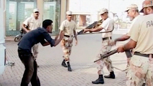 The June killing of 17-year-old Sarfraz Shah was caught on video and caused unprecedented anger after it was broadcast widely in Pakistan.