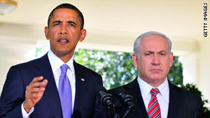 Benjamin Netanyahu (R) is lobbying President Barack Obama for the release of convicted spy Jonathan Pollard.