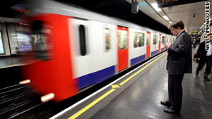 London subway station security is of particular concern to officials, a source says.