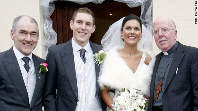 Michaela Harte, wife of Gaelic football star John McAreavey, was killed on the couple's honeymoon in Mauritius.