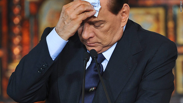 Italy's Constitutional Court struck down key parts of a law that would protect Silvio Berlusconi from prosecution.