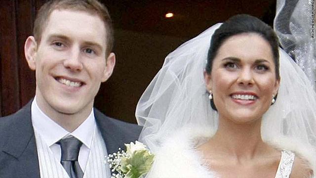 Michaela Harte-McAreavey was married to Gaelic footballer John McAreavey just two weeks.