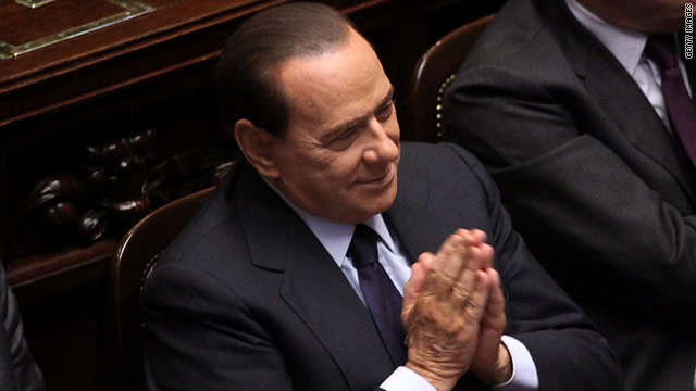Silvio Berlusconi has been tried on at least 17 charges since first taking office as prime minister in 1994.