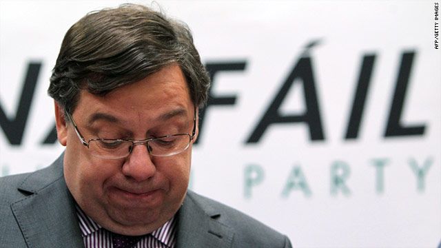 Brian Cowen has become a lightning rod for controversy, largely for his leadership during Ireland's economic crisis.