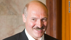 "President Alexander Lukashenko, once called ""the last dictator in Europe,"" will be sworn in Friday."